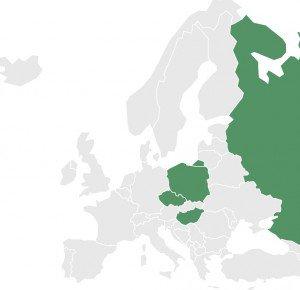 MSCI EM イースタン・ヨーロッパ10/40 インデックス