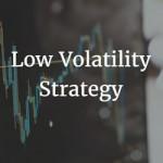 低ボラティリティ戦略